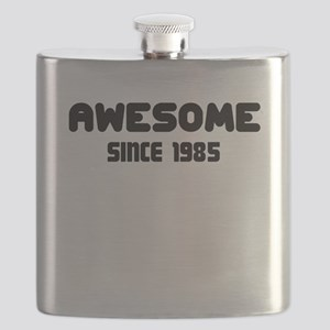 AWESOME SINCE 1985 Flask