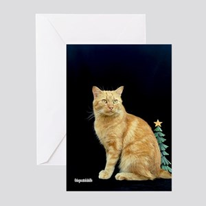 Oliver's Christmas Greeting Cards (Pk of 10)