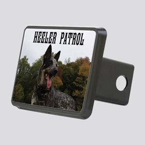 Heeler Patrol Rectangular Hitch Cover