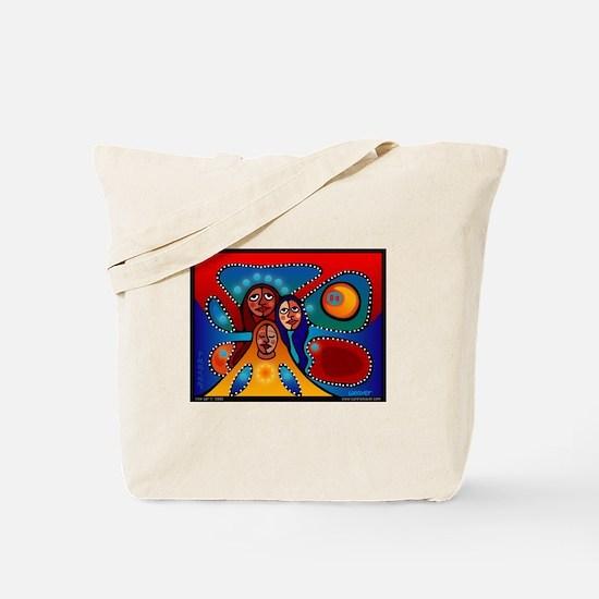 Unique Rise up Tote Bag