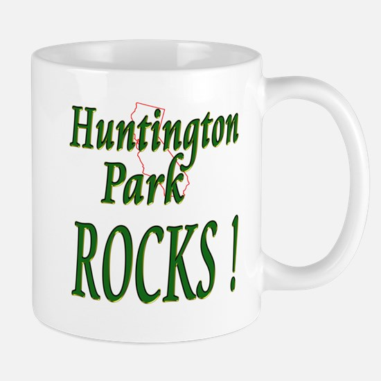 Huntington Park Rocks ! Mug