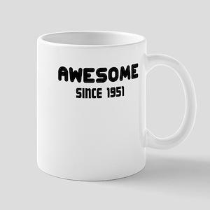 AWESOME SINCE 1951 Mug