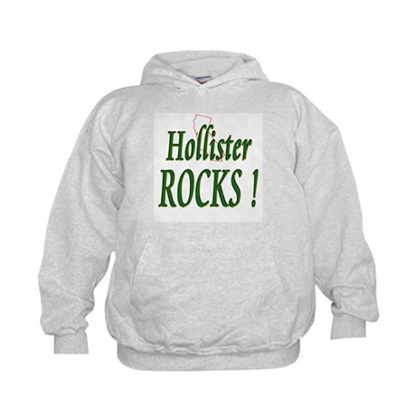 Hollister Rocks ! Kids Hoodie
