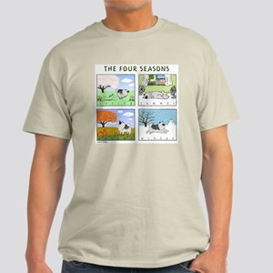 """The Four Seasons"" Light T-Shirt"