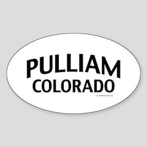 Pulliam Colorado Sticker