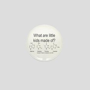 DNA Kids Mini Button