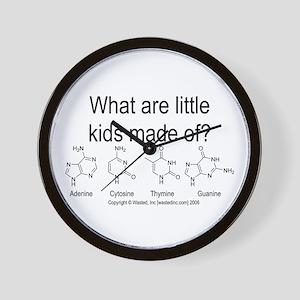 DNA Kids Wall Clock