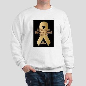 Skin Cancer Sweatshirt