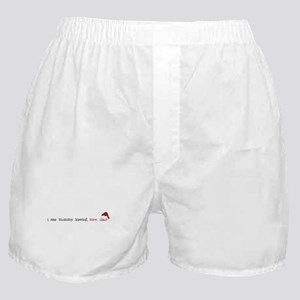 Mrs. Claus Boxer Shorts