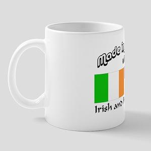 Irish & French Parts Mug