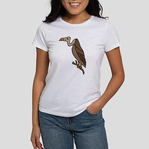 Funny Vlture Cartoon T-Shirt