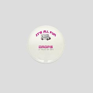 It's All Fun Mini Button