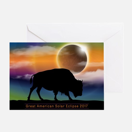 Cute Wyoming Greeting Card