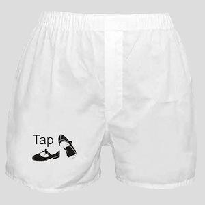 Tap Shoes Boxer Shorts