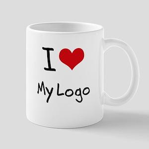 I Love My Logo Mug