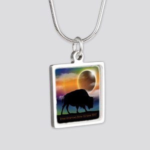 Buffalo Eclipse 2017 Necklaces