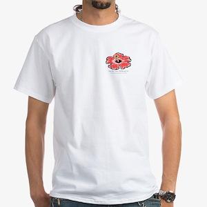 Surfer Tom Classic White T-Shirt