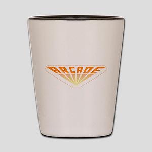 Arcade Shot Glass