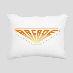 Arcade Rectangular Canvas Pillow