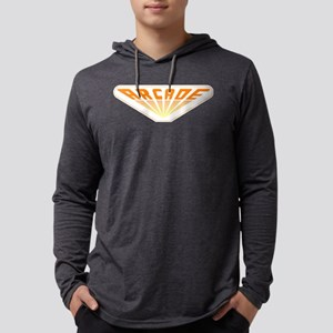 Arcade Mens Hooded Shirt