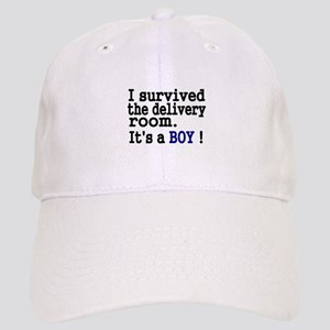 I survived the Delivery Room Baseball Cap