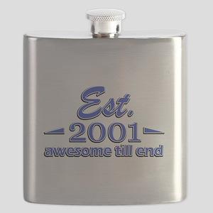 2001 Flask