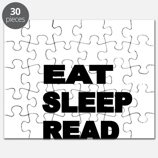EAT SLEEP READ Puzzle