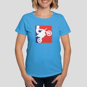 PeeWee Motocross Women's Dark T-Shirt