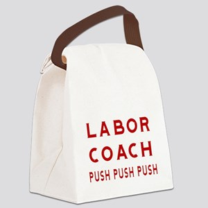 Labor Coach Canvas Lunch Bag