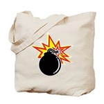 The Bomb Tote Bag