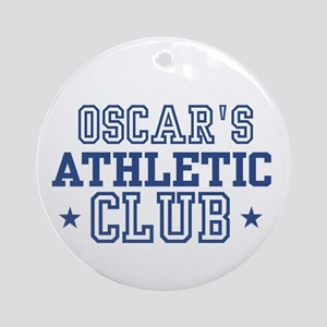 Oscar Ornament (Round)