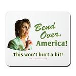 Bend Over (anti-Pelosi) Mousepad