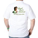 Bend Over (anti-Pelosi) Golf Shirt