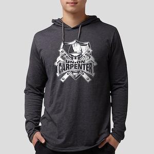 Union Carpenter Mens Hooded Shirt