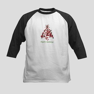 Actors' Christmas Tree Kids Baseball Jersey