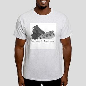 The Continental Ash Grey T-Shirt