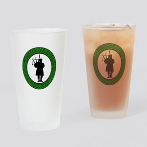 THE PIPER SOUNDS Drinking Glass