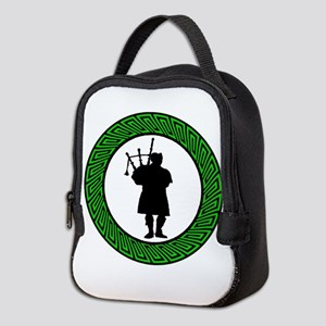 THE PIPER SOUNDS Neoprene Lunch Bag