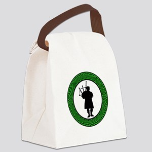 THE PIPER SOUNDS Canvas Lunch Bag