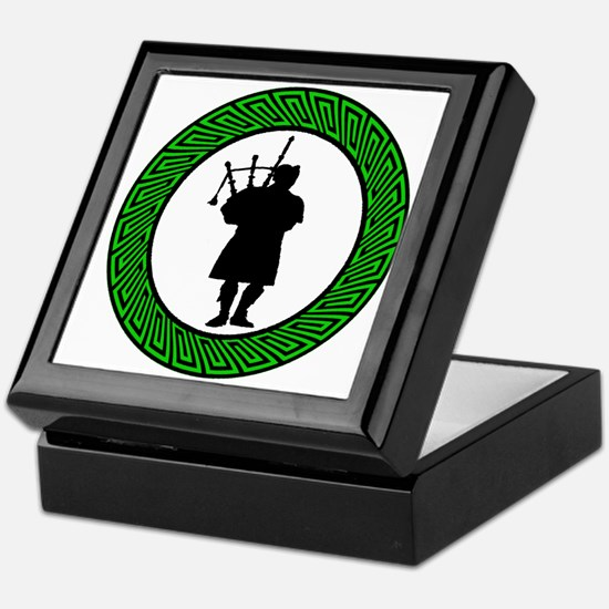 THE PIPER SOUNDS Keepsake Box