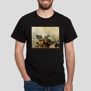 Caravaggios Basket of Fruit T-Shirt