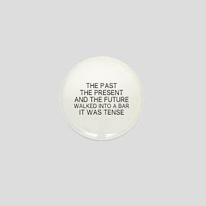 The Past Mini Button