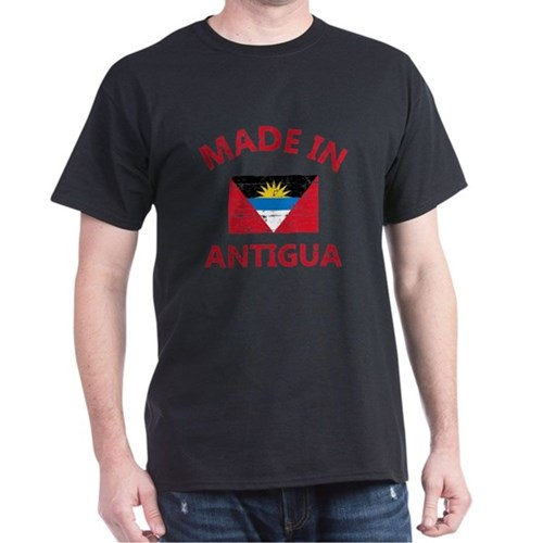 Made in Antigua and Barbuda T-Shirt