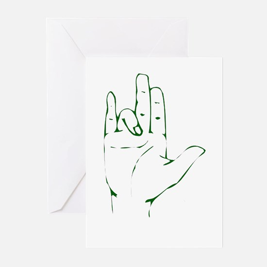 The Shocker. It's so great. Greeting Cards (Packag