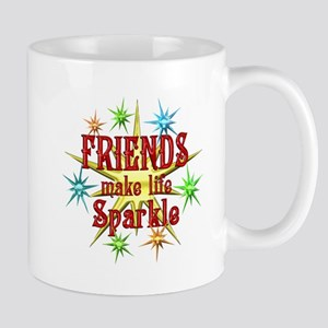 Friends Sparkle Mug