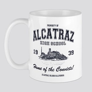 Alcatraz High School Mug