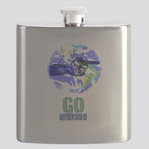 Go Hand Map Flask