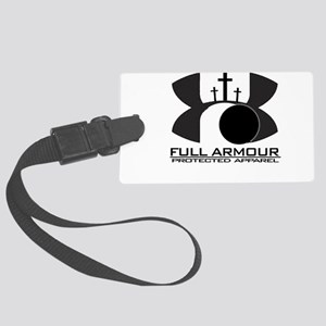 Full Armour Luggage Tag