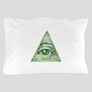 ALL Seeing EYE X Pillow Case