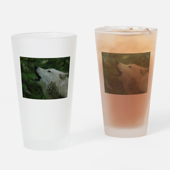 """""""I Need You"""" Drinking Glass"""